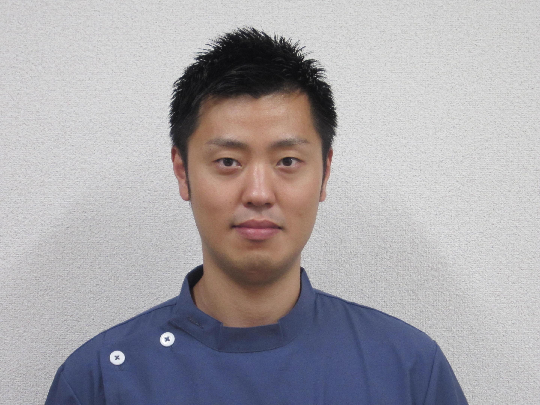 院長・柔道整復師張一男(ちゃんかずお)